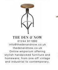 The Den & Now | Online Emporium | Warehouse Home | Stylish | Handpicked | Vintage | Industrial | Contemporary #ClippedOnIssuu from Warehouse home Issue Two