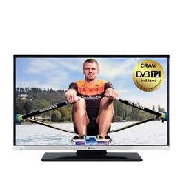 GoGEN TVH 24N484 STDVDC čierna