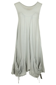 Vigorella Sleeveless Dress With Tie Pocket - Womens dresses online, shop dresses online, dresses online australia, fashion dresses online, - Birdsnest Online