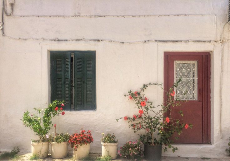 Traditional Greek home on the island of Paxos #paxos #greece #travel #beautiful