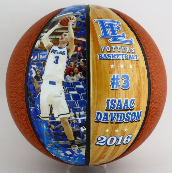 Customized Basketball-Perfect For High School by createAball