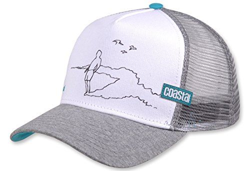 COASTAL - Rider (white) - High Fitted Trucker Cap COASTAL https://www.amazon.de/dp/B00JB5OJMA/ref=cm_sw_r_pi_dp_x_mo5-ybRAQBNX1