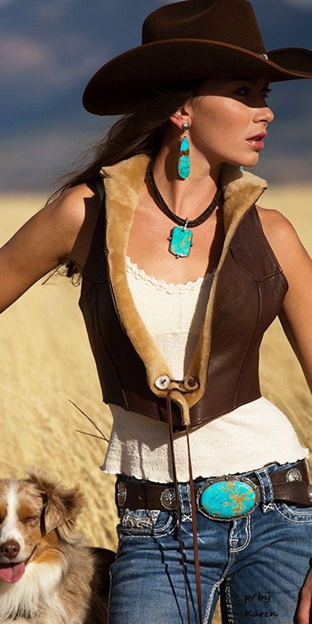 Diamond Cowgirl ~ Brit West