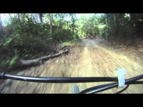 Bump Track Mountain Bike Downhill - Cairns MTB - YouTube