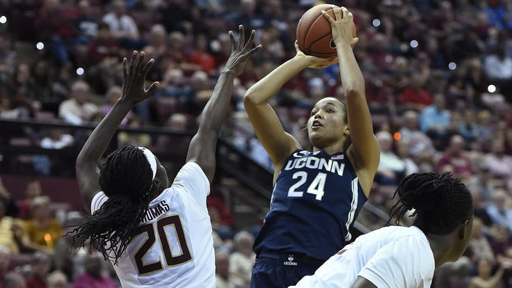 UConn Basketball at its finest!