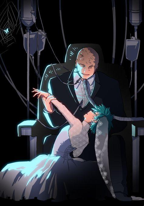 しきゃく on   My Hero Academia   Buko no hero academia