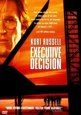 Executive Decision (1996) movie #poster, #tshirt, #mousepad, #movieposters2