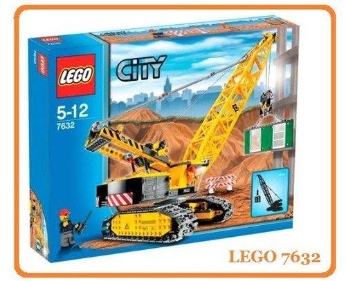 Lego City 7632 Crawler Crane Construction Set New 673419112413 | eBay