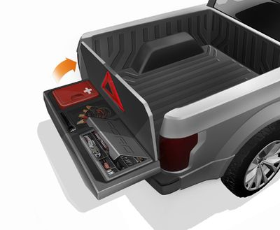 2016 Ford Ranger - safety features