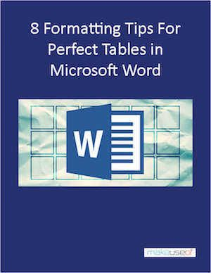 Download FREE the guide: 8 Formatting Tips for Perfect Tables in Microsoft Word which will help you learn how to properly format tables in Word.Word 2013 Keyboard ShortcutsWord 2013 Keyboard Shortcuts: Edit and move text and graphicsWord 2013 Keyboard Shortcuts: Function key referenceHow to Create 3-D text inside your Powerpoint 2013 or Word 2013How to Change …