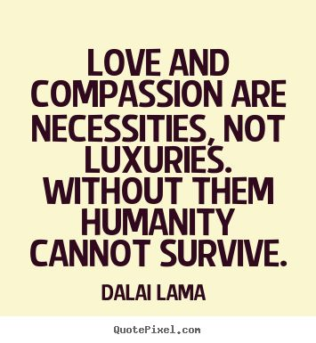 25+ beste ideeën over Quotes about compassion op Pinterest ...