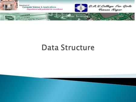  DATA STRUCTURE DATA STRUCTURE  DATA STRUCTURE OPERATIONS DATA STRUCTURE OPERATIONS  BIG-O NOTATION BIG-O NOTATION  TYPES OF DATA STRUCTURE TYPES.