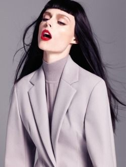 "Wilhelmina Model Coco Rocha for Elle Vietnam's ""Maximal vs. Minimal"""