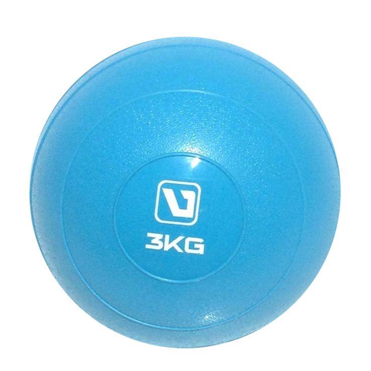 Mini Bola De Exercicios LiveUp 3kg Somente na FutFanatics você compra agora Mini Bola De Exercicios LiveUp 3kg por apenas R$ 49.90. Fitness e Musculação. Por apenas 49.90