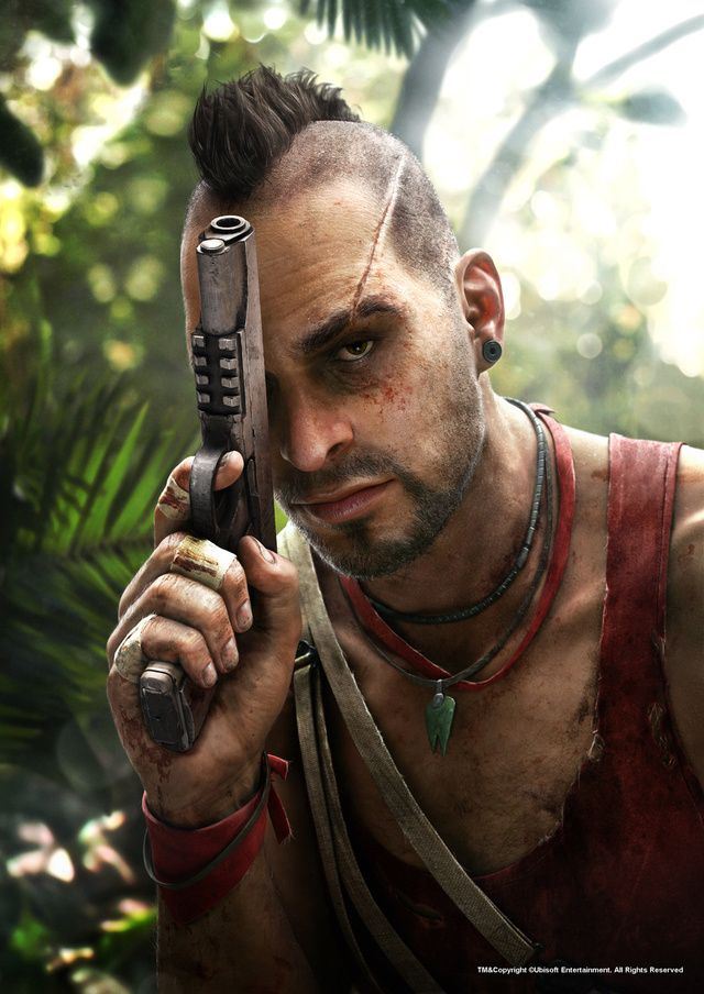 The Art That Helped Sell Everything From Assassin's Creed To Far Cry 3