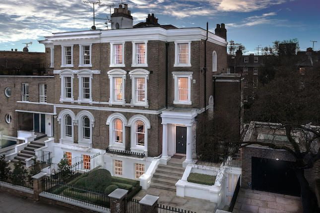 Semi detached house for sale in Clarendon Road, Holland Park W11 - 30539656