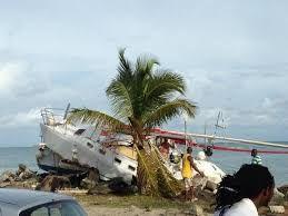 Orkaan Sint Maarten 2017 ~ Door opwarming van de aarde > klimaatverandering > MÉÉR orkanen en EXTREEM weer! ~ Caro
