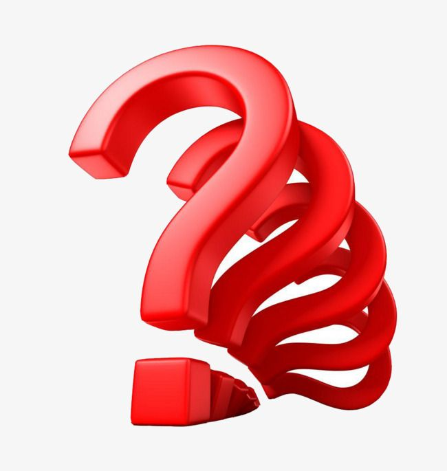 A Series Of Red Question Mark This Or That Questions Question Mark Marks
