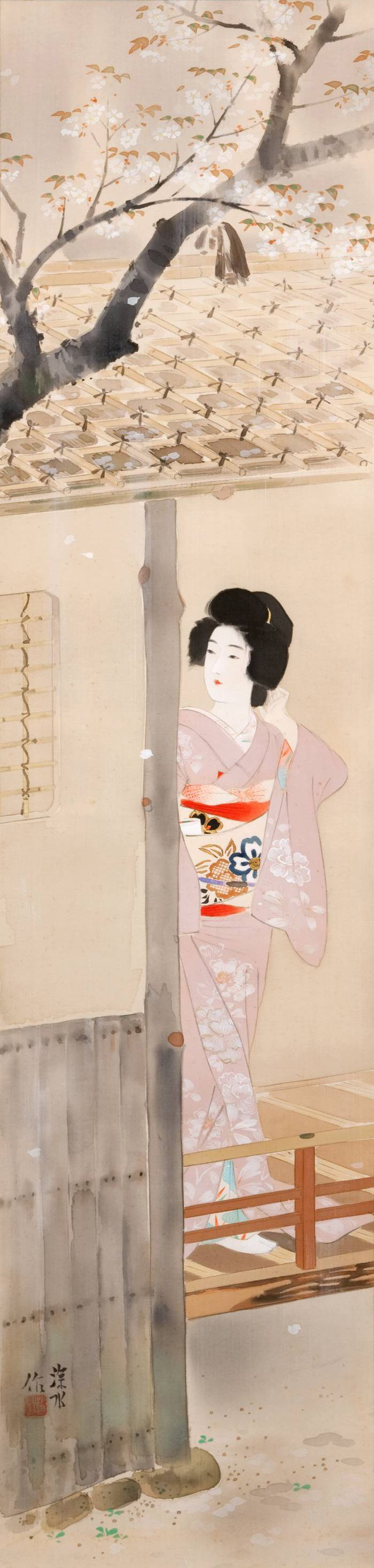 ITO Shinsui (1898~1972), Japan