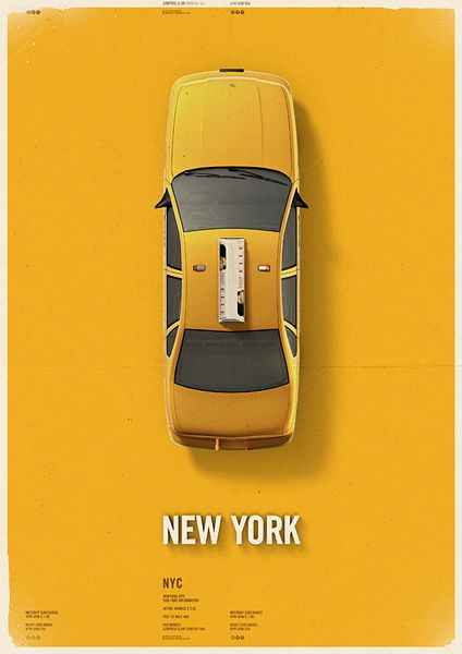 Citycab Poster.