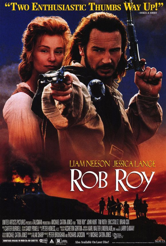 Rob Roy 27x40 Movie Poster (1995)