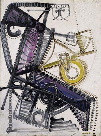 Sans titre by Michel Macreau