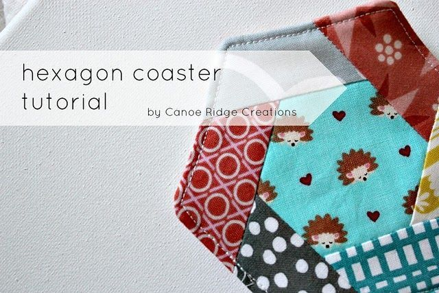 Today I have a fun & fast tutorial to share with you all -- the Hexagon Coaster Tutorial. This DIY project is beginner friendly and a g...