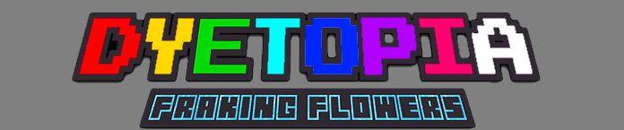 Download Dyetopia Mod 1.13/1.12.2/1.11.2 - Liquid Pure Dye...