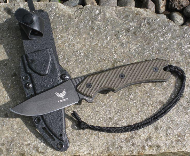 17 mejores im genes sobre cuchillos en pinterest equipo - Manta para cuchillos ...