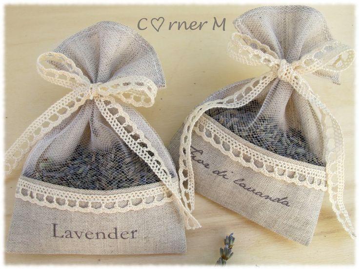 Corner M: Lavender lavender