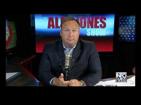 """U.S. Back Saudis Using Al-Qaeda To Take Over The Middle East - """"Alex Jones? Shit Kicker. The Oil Rig says: (OKAY GANG. LATE BREAKING NEWS TIME. ALEX SHIT KICKER JONES AND ALL OF HIS REPORTERS ARE GOING TO IRAQ. OH MY GOD. THEY'RE ON THE MAIN FRONT LINE OF BAGHDAD. HERE COMES ISIS. JAKARI JACKSON SAYS: *GREETINGS. I WORK FOR ALEX JONES* LEE ANN MCADOO FLASHES HER BOOBIES. UH OH. THEY JUST RAN OVER ALEX JONES'S REPORTERS WHILE SHOUTING ALLAHU AKBAR, DEATH TO AMERICA. lmao =))"""""""