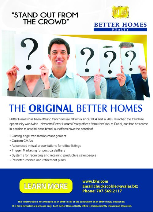 e flyers for real estate agents