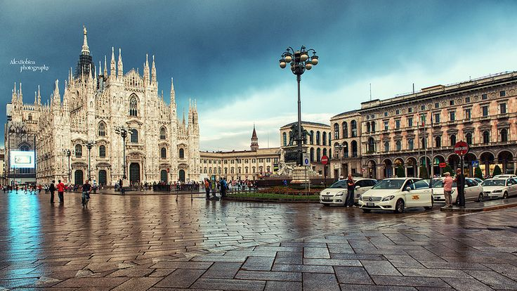 Milano - #Milano, #Italy, #Europe, #AlexBobicaPhotography