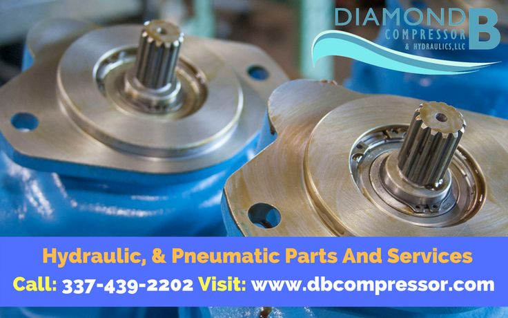 Premier industrial source for Hydraulic Pumps  Diamond B Compressor & Hydraulics is the marine equipment specialist Louisiana area. We offer top quality hydraulic motors & pumps for marine & offshore use. For more info call: 337-439-2202 Visit: http://dbcompressor.com