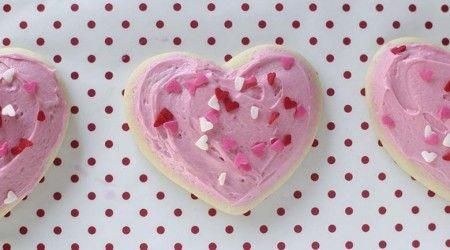Super soft sugar cookies + baking tip