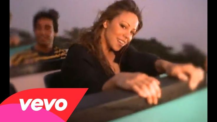 And our song for 5 Minute Dance Party today is....  Still my favorite!!  Mariah Carey - Fantasy