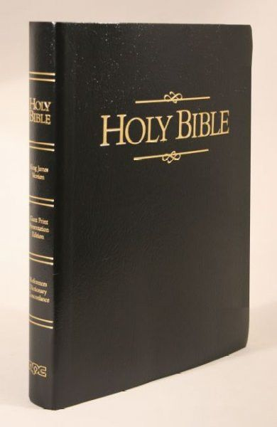 Holy Bible : King James Version, Black Imitation Leather, Presentation Edition