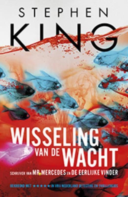 Stephen King - Wisseling van de wacht