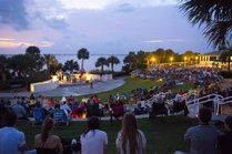 Easter Sunrise Service at Indian RiverSide Park in Jensen Beach