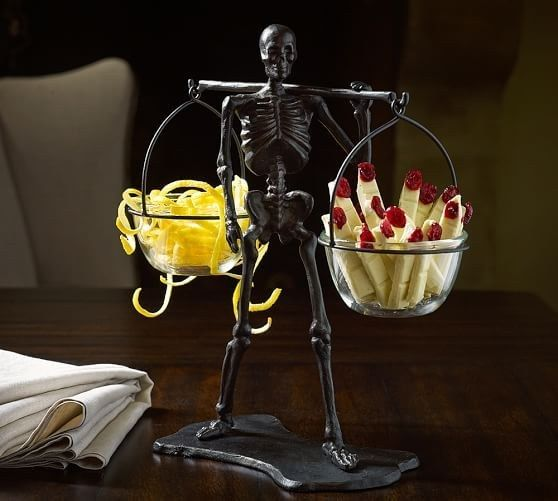 Walking Dead Snack Bowl Set, $47 | 25 Subtle Halloween Decorations You Can Keep Up Year-Round