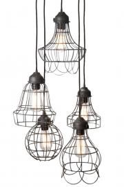 need to make a knock off adaptation of this light fixture!