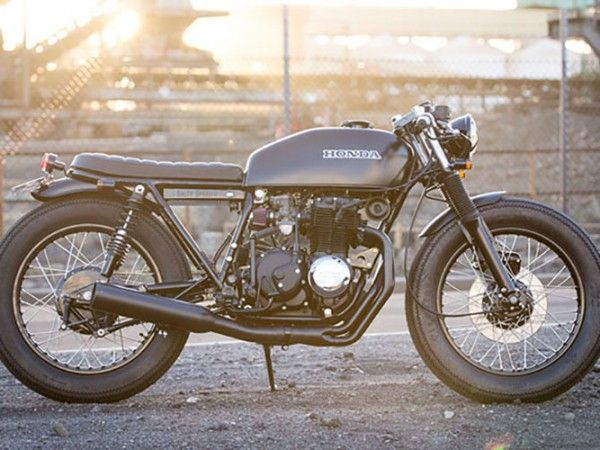 1978 Honda CB400F Brat by Salty Speed Co.