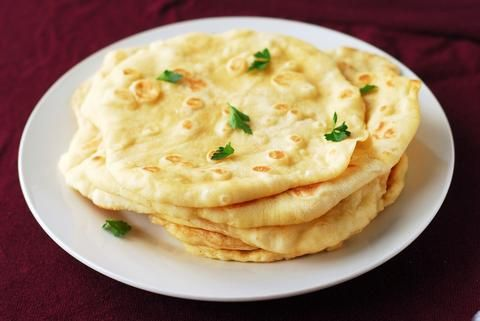 Naan - try with Namaste flour