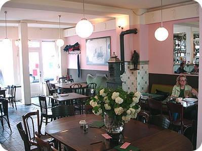 Café Sehnsucht in Köln-Ehrenfeld