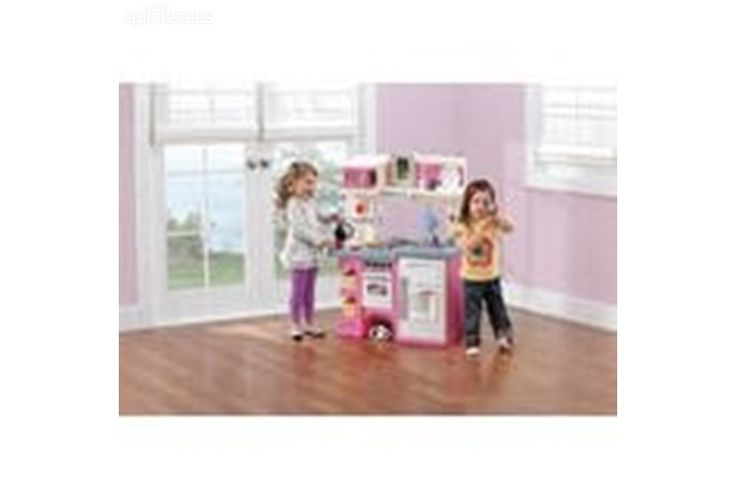Create and Play PINK Kitchen