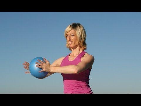 Redondo Ball Workout, Gabi Fastner