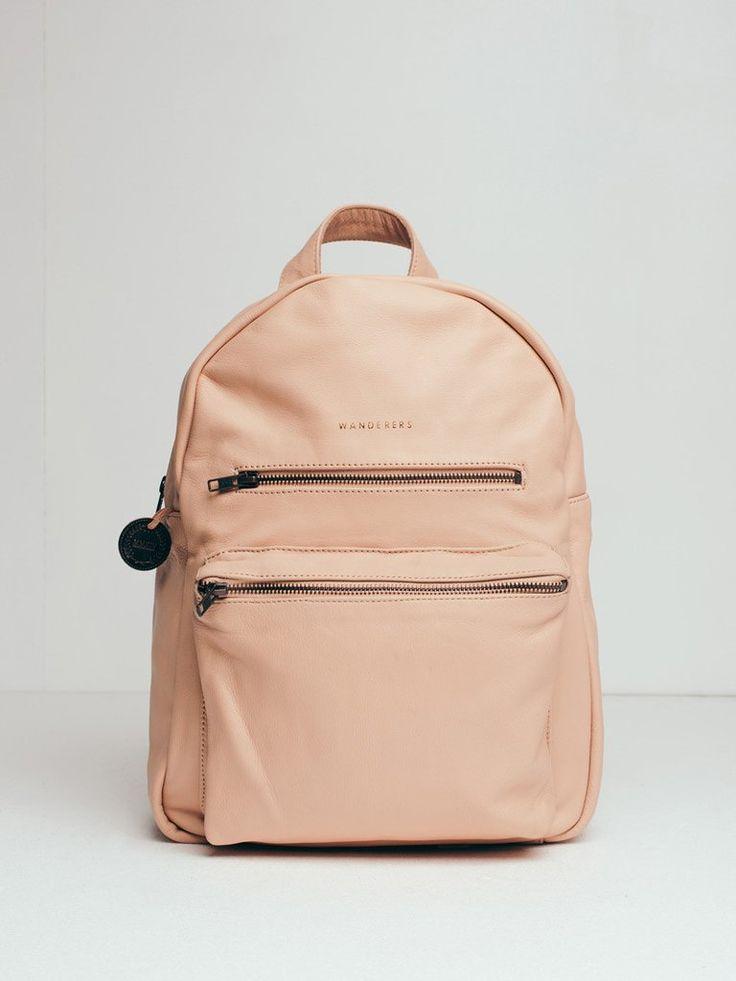 The Californian Backpack - blush