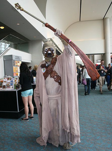 One of the sand people - I want to make this costume