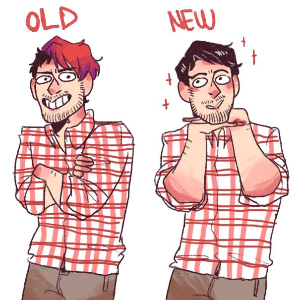 Out the old in the...OLD???? by Kayroos.deviantart.com on @DeviantArt