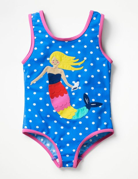 374db2a1f2f0a Fun Detail Swimsuit | Girls Wardrobe | Swimsuits, Swimming costume ...